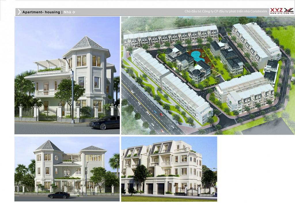 8-Housing Taymo-Villa and Housing 1